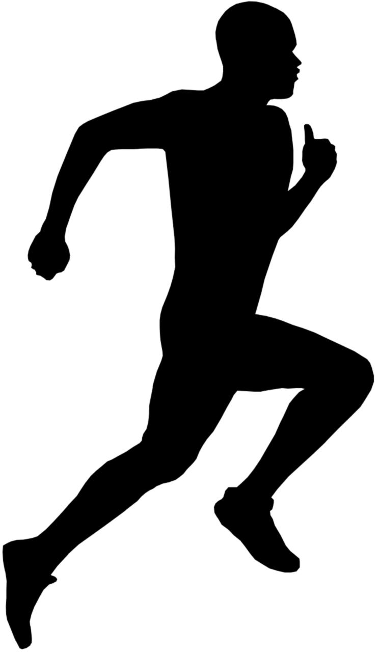 hardlopen afvallen benen